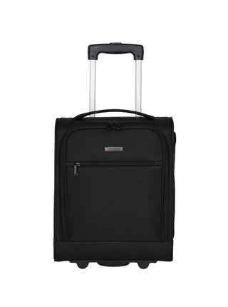 Cestovní kufr Travelite Cabin 2w Underseater Black