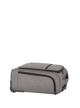 Cestovní kufr Travelite Cabin 2w Underseater Grey Melange