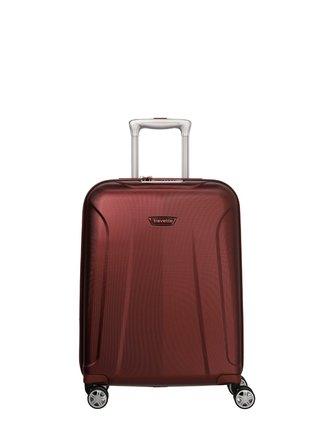 Cestovní kufr Travelite Elbe 4w S Red