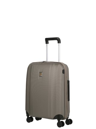Cestovní kufr Titan Xenon 4w S USB Champagne