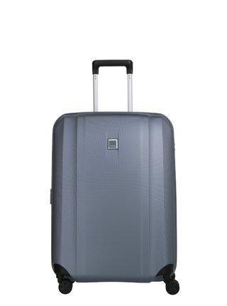 Cestovní kufr Titan Xenon 4w M exp Bluestone