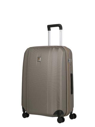Cestovní kufr Titan Xenon 4w M exp Champagne