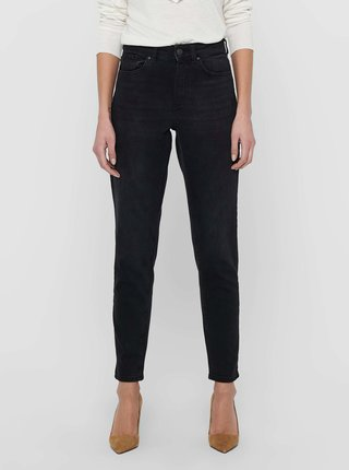 Černé mom džíny ONLY Veneda