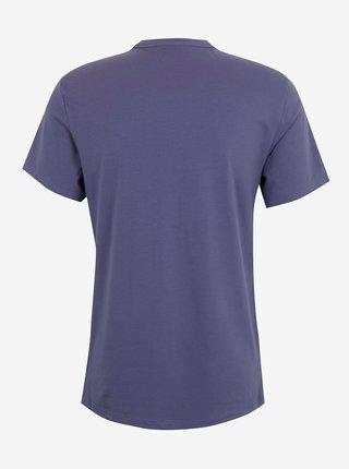 Fialové dámské tričko Calvin Klein