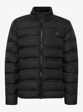 Černá zimní prošívaná bunda Blend