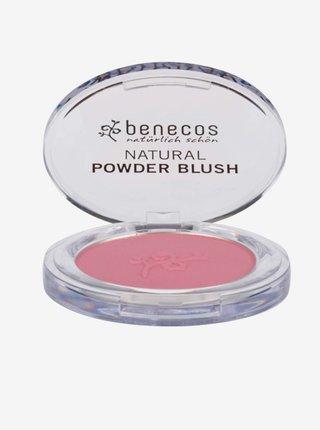 Tvářenka - mallow rose BIO, VEG Benecos