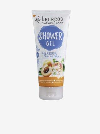 Sprchový gel - meruňka a bezinkový květ BIO, VEG Benecos (200 ml)