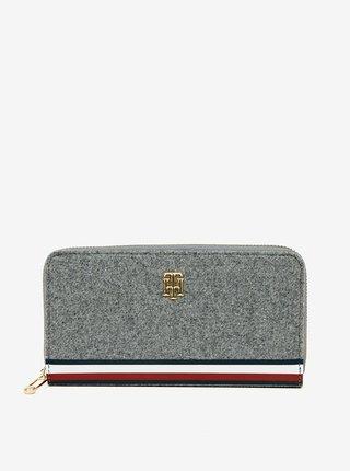 Peňaženky pre ženy Tommy Hilfiger - sivá
