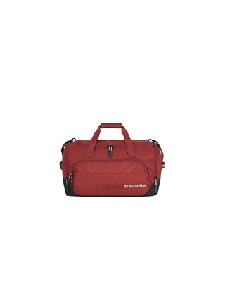 Cestovní taška Travelite Kick Off Duffle M Red