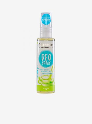 Deo-Spray aloe vera BIO, VEG Benecos (75 ml)
