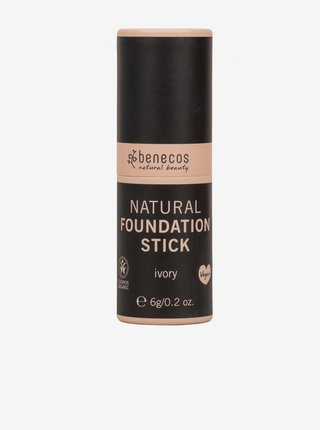 Kompaktní make-up - ivory BIO, VEG Benecos