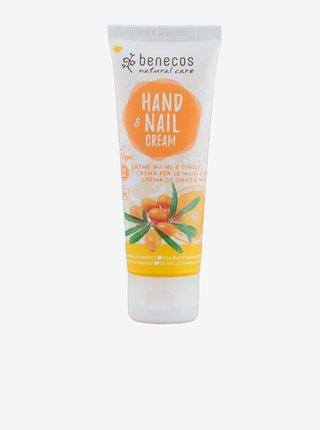 Krém na ruce a nehty - rakytník a pomeranč BIO, Benecos (75 ml)
