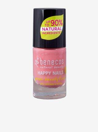 Lak na nehty - bubble gum 8 free Benecos