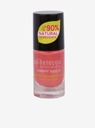 Lak na nehty - Flamingo 8 free Benecos