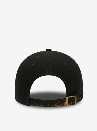 Černá pánská vzorovaná kšiltovka New Era
