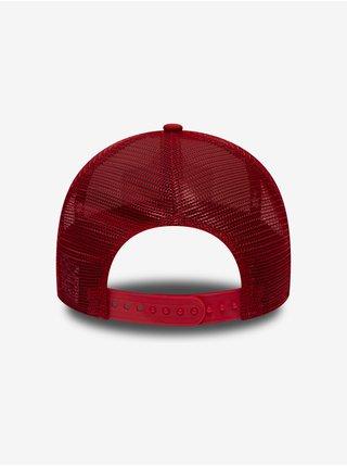 Šiltovky pre mužov New Era - červená, biela