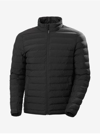 Zimné bundy pre mužov HELLY HANSEN - čierna