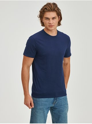 Modrá pánská trička s krátkým rukávem, 2ks GAP