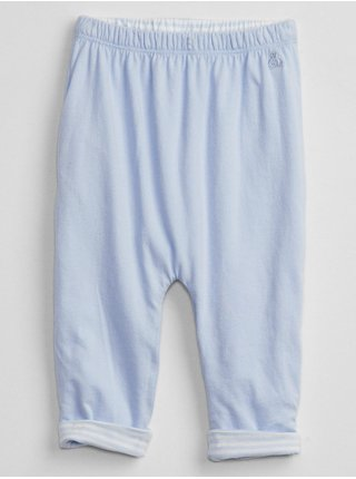 Modré klučičí tepláky pull-on pantstepláky pull-on pants GAP