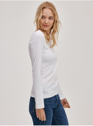 Modrá dámská trička s dlouhým rukávem, 2 ks GAP