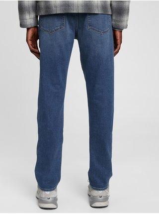 Modré pánské džíny Slim soft GAP