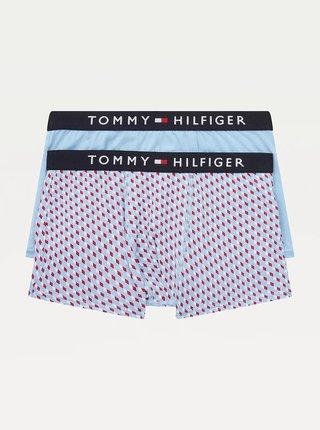 Tommy Hilfiger - svetlomodrá