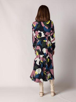 Móda pre plnoštíhle pre ženy SKFK - čierna, ružová, modrá