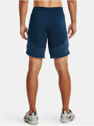 Kraťasy Under Armour UA Knit Training Shorts- tmavě modrá