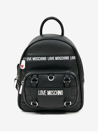 Batohy pre ženy Love Moschino - čierna