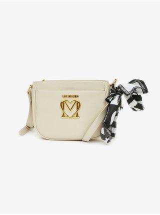 Kabelky pre ženy Love Moschino - biela