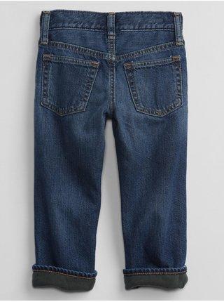 Modré klučičí džíny sright lined med GAP