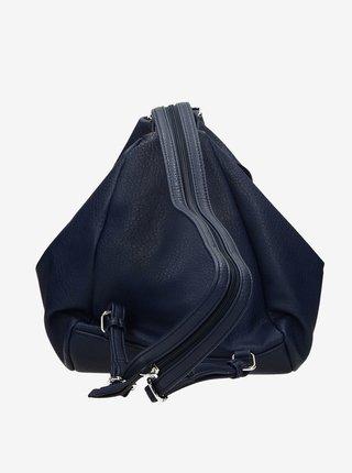 Tmavě modrý batoh Tamaris