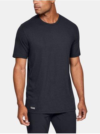 Tričko Under Armour M Tac Cotton T - černá