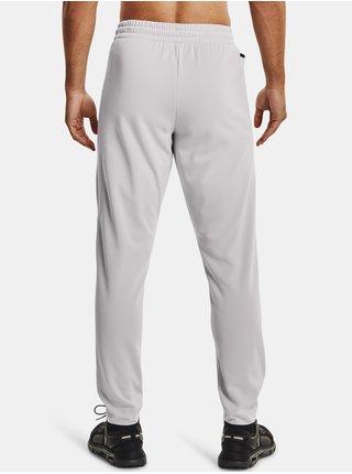 Tepláky Under Armour Armour Fleece Pants - šedá