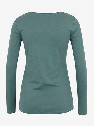 Hnedé basic tričko CAMAIEU