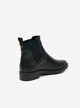 Černé dámské chelsea boty ONLY Bibi