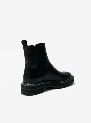 Černé dámské chelsea boty ONLY Beth