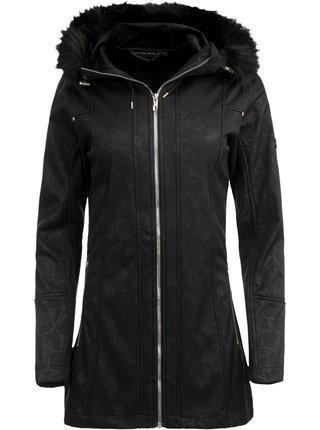Dámský kabát ALPINE PRO MISALA černá
