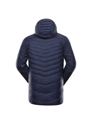 Pánská oboustranná bunda hi-therm ALPINE PRO IDIK modrá