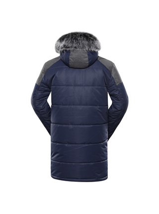 Pánská bunda s membránou ptx ALPINE PRO ICYB 7 modrá