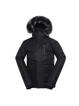 Pánská bunda s membránou ptx ALPINE PRO GABRIELL 5 černá