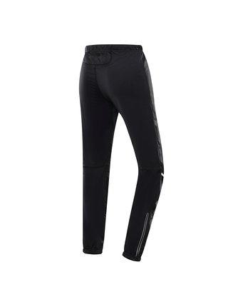 Pánské rychleschnoucí kalhoty ALPINE PRO HUW 3 černá