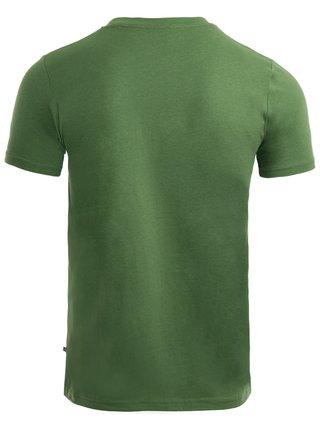 Pánské triko ALPINE PRO LESAW zelená
