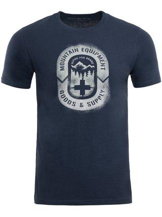 Pánské triko ALPINE PRO LESAW modrá