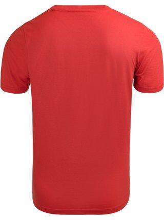 Pánské triko ALPINE PRO MARAH červená