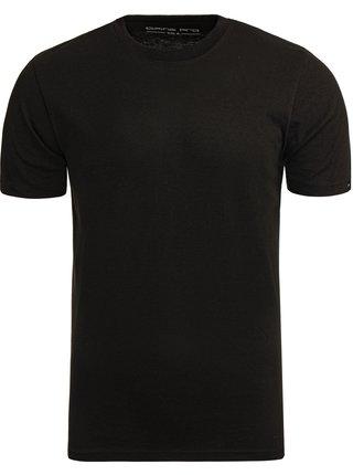 Pánské triko ALPINE PRO MARAH černá