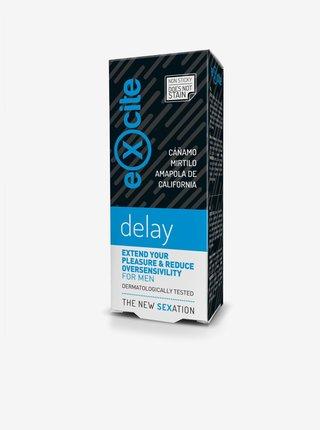 Gel pro oddálení ejakulace Diet Esthetic Excite Man Delay (15 ml)
