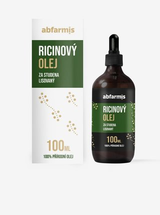 Ricinový olej ABFARMIS (100 ml)
