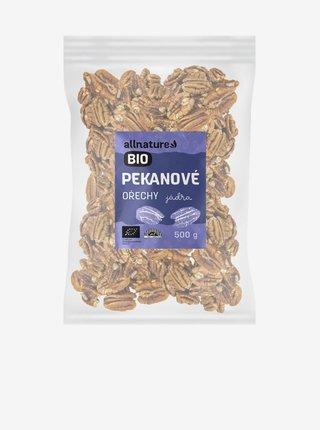 Pekanové ořechy BIO Allnature (500 g)