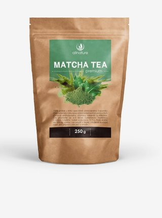 Matcha Tea Premium Allnature (250 g)